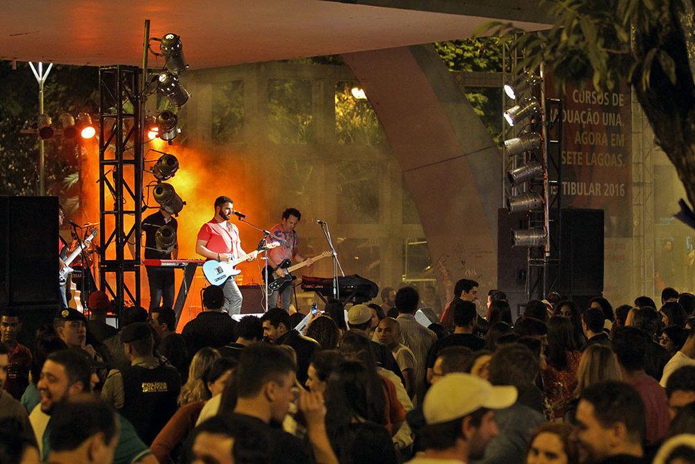 Festival combina shows, duas dezenas de estandes de cerveja e gastronomia (Foto: Divulgação)