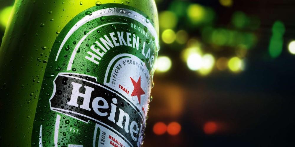 Heineken é acompanhada de mini-hambúrguer Wessel (Foto: Divulgação)