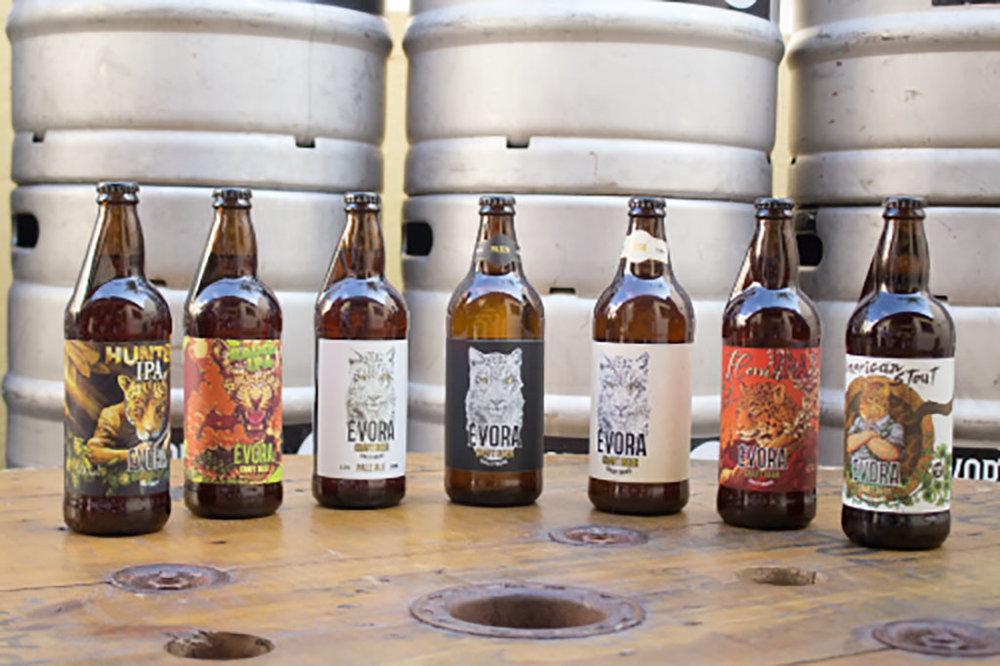 Évora Craft Beer