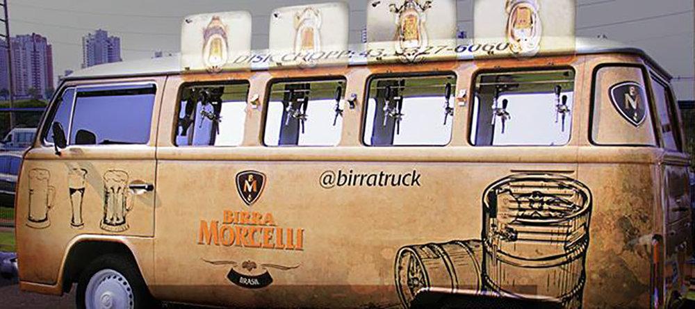 Birra Truck - Birra Morcelli