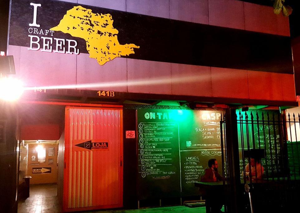 Bar fica na Vila Madalena (Foto: Divulgação)