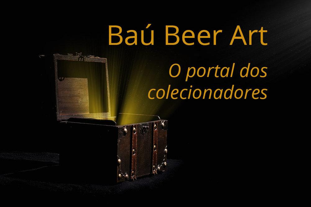 Para participar, cadastre-se em  revistabeerart.com/portal-colecionadores