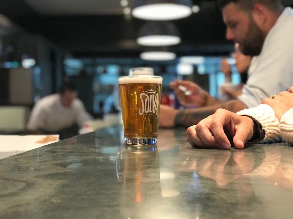 São seis opções de estilo oferecidas pela Salva Craft Beer (Foto: Divulgação)