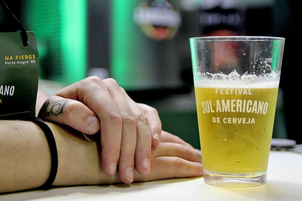 Festival Sul-Americano de Cerveja ocorre de 10 a 12 de agosto (Foto: Divulgação)