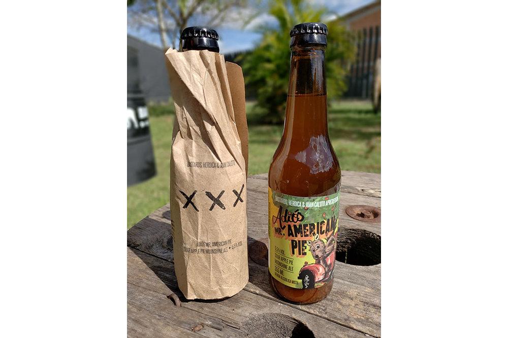 Cerveja tem uma receita peculiar, sobre uma base Sour (Foto: Divulgação)