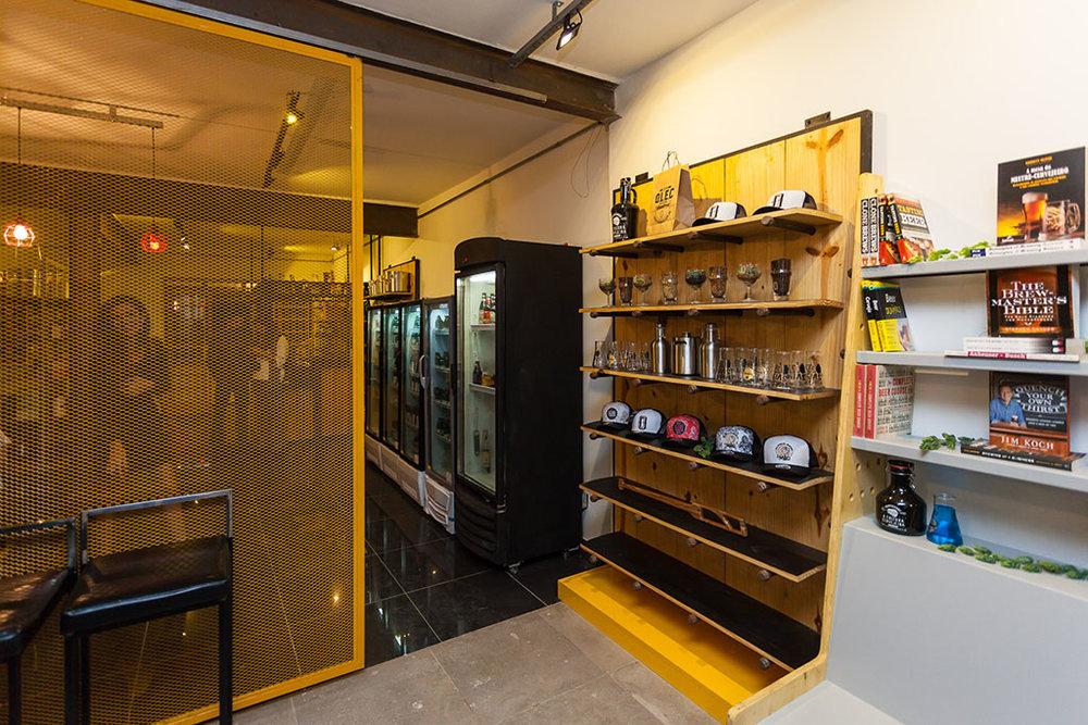 """A Casa O.L.E.C. é uma """"Oficina Laboratório de Experimentação Cervejeira"""" (Foto: Divulgação)"""
