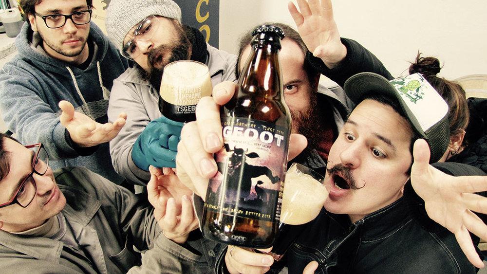 A Bigfoot, uma Russian Imperial Stout Wood-aged, é uma das cervejas de mais prestígio na linha da Seasons (Foto: Divulgação)