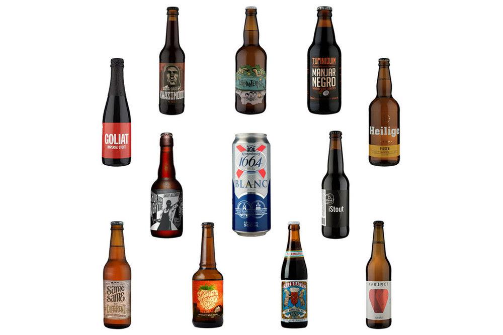 Para montar a seleção, a Beer huntress da Beer.com.br pensou em oito perfis de apreciadores de cerveja (Foto: Divulgação)
