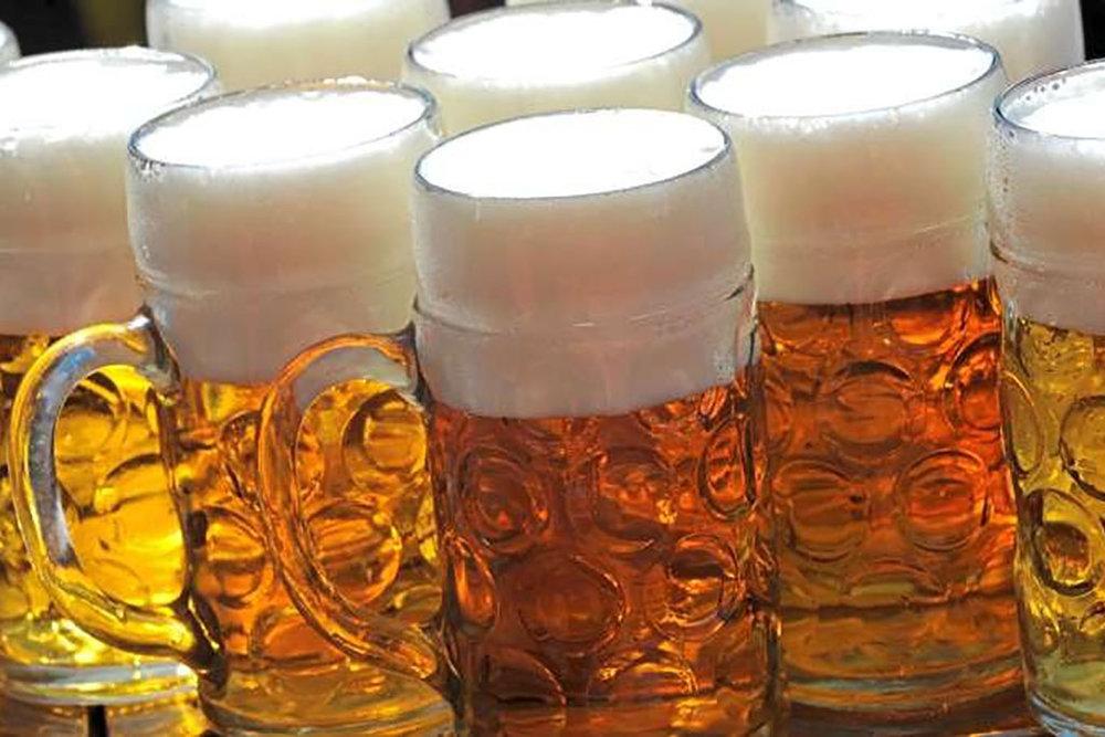 Festa foi organizada aos moldes germânicos, e com cerveja artesanal (Foto: Divulgação)