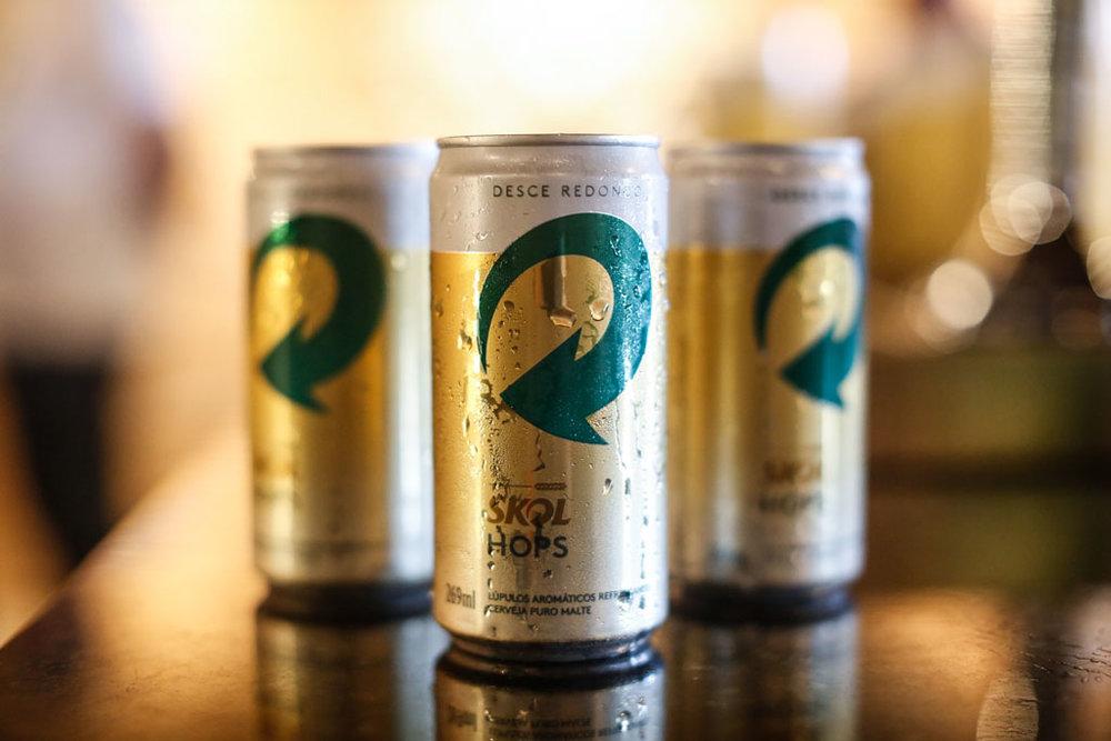 """Versão """"puro malte com lúpulos aromáticos e refrescantes"""" responde ao avanço da cerveja artesanal (Foto: Divulgação)"""