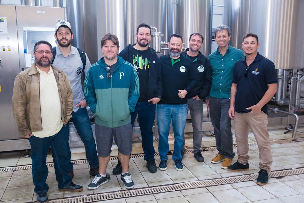 Grupo faz parte da Cerveja Livre – Associação das Microcervejarias do Interior do Estado de São Paulo (Foto: Divulgação)