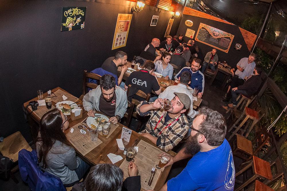 São quatro dias especiais de vivências cervejeiras no Chile (Foto: Divulgação)