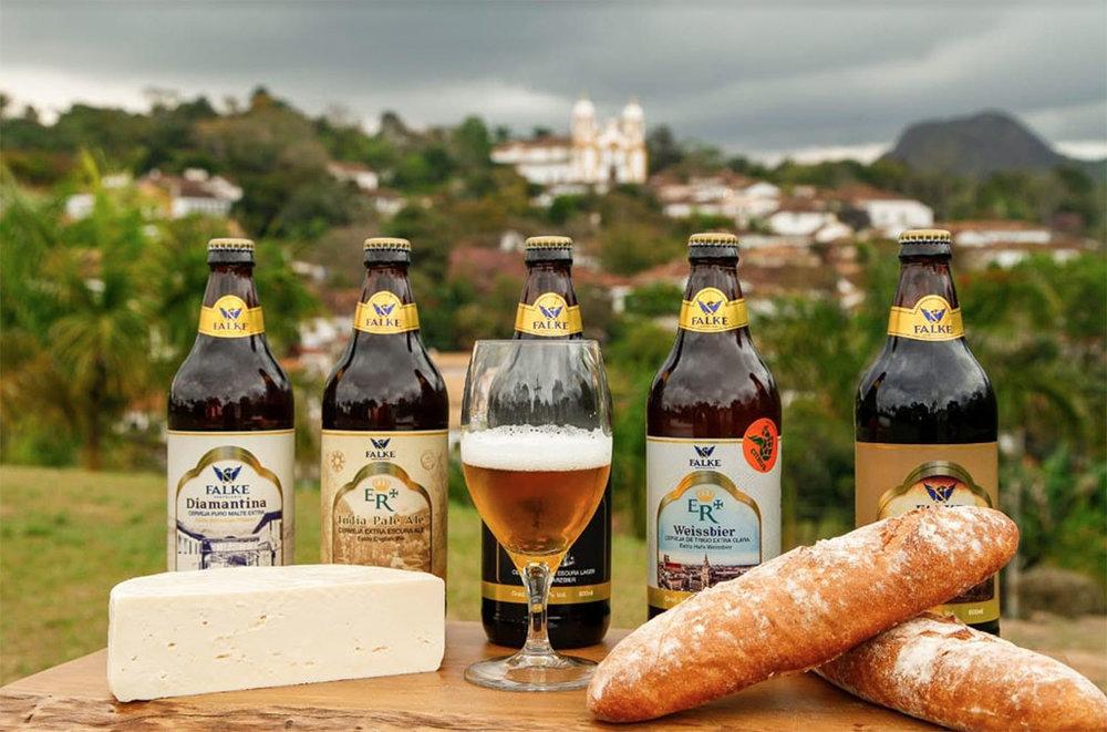 A Falke Bier é uma das cervejarias artesanais mais respeitadas do Brasil (Foto: Divulgação)