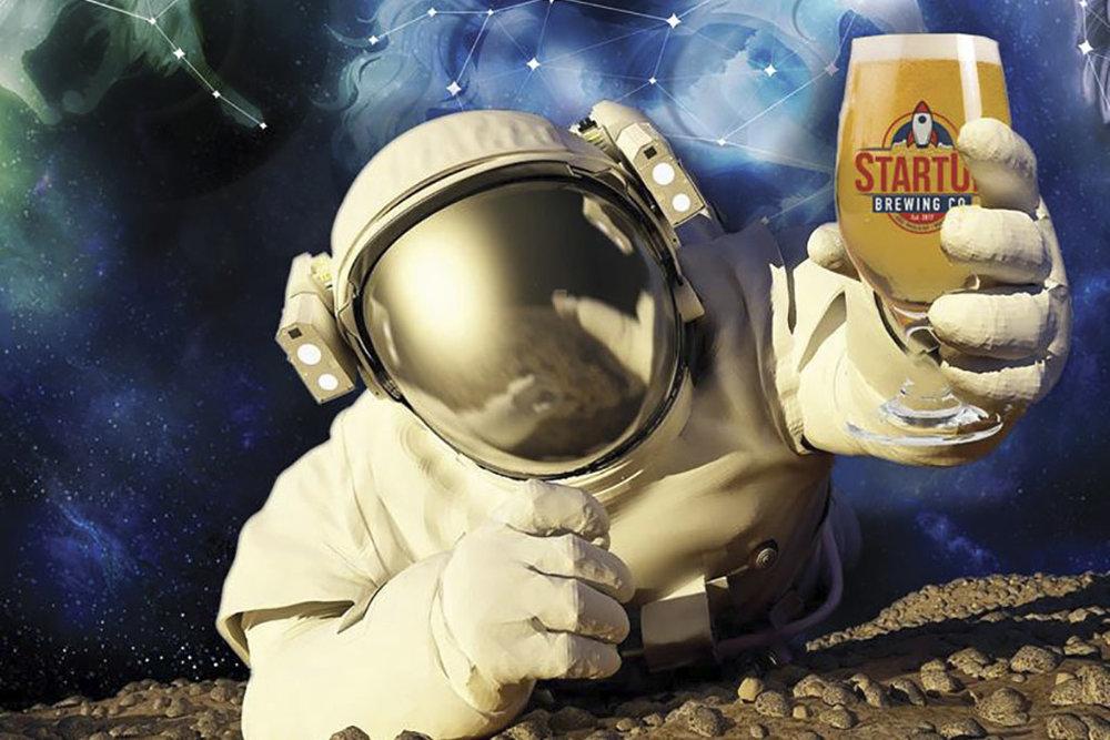 Entre as primeiras marcas aceleradas pela StartUp Brewing estão as ciganas cerveja Avós e Juan Caloto (Foto: Divulgação)