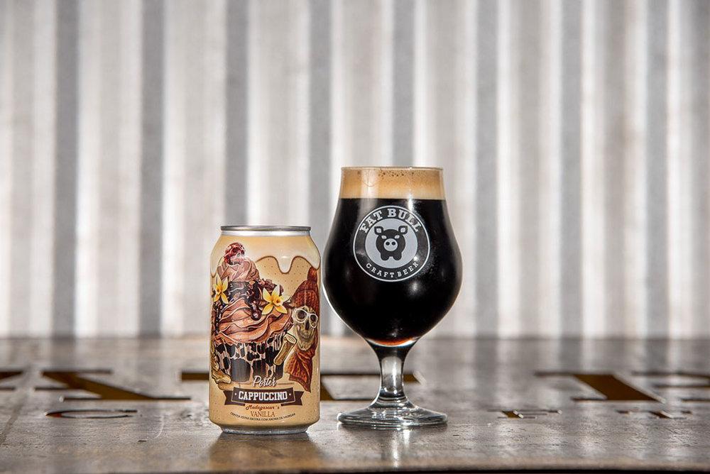 Cerveja ganhou edição limitada em lata (Foto: Divulgação)