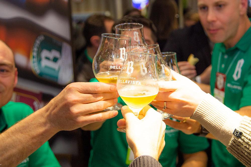 Linha de cervejas nasce com cinco estilos (Foto: Lenara Petenuzzo/Divulgação)