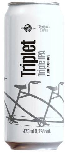 Cerveja é oferecida em lata de 473ml (Foto: Divulgação)