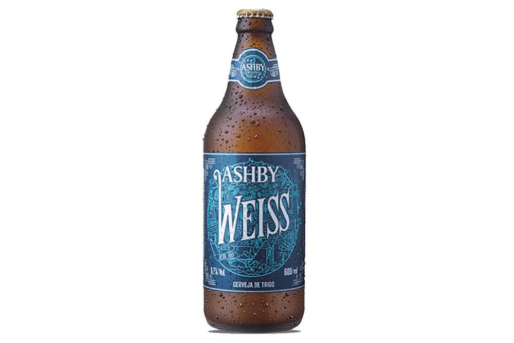 A Ashby Weiss é inspirada nas tradicionais cervejarias da região da Baviera, sul da Alemanha (Foto: Divulgação)