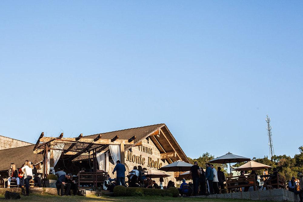 A primeira edição do evento ocorreu em julho, quando a cervejaria apresentou a sua linha (Foto: Divulgação)