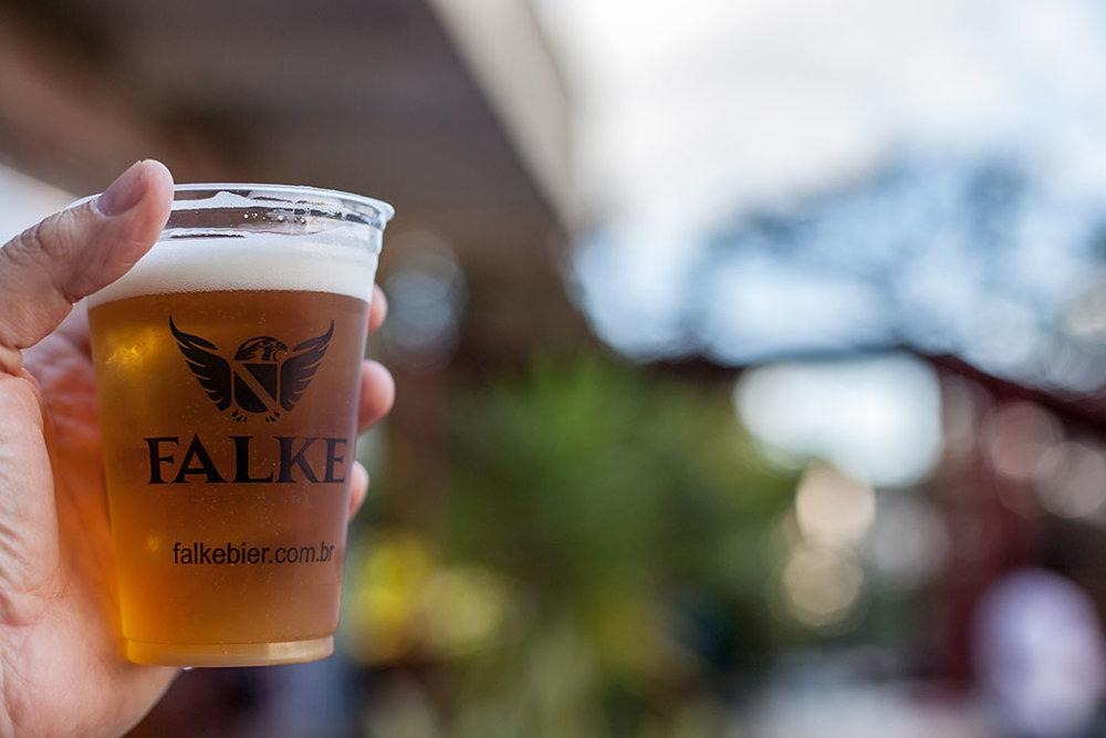 A Falke Bier é uma das mais respeitadas cervejarias artesanais de Minas (Foto: Divulgação)