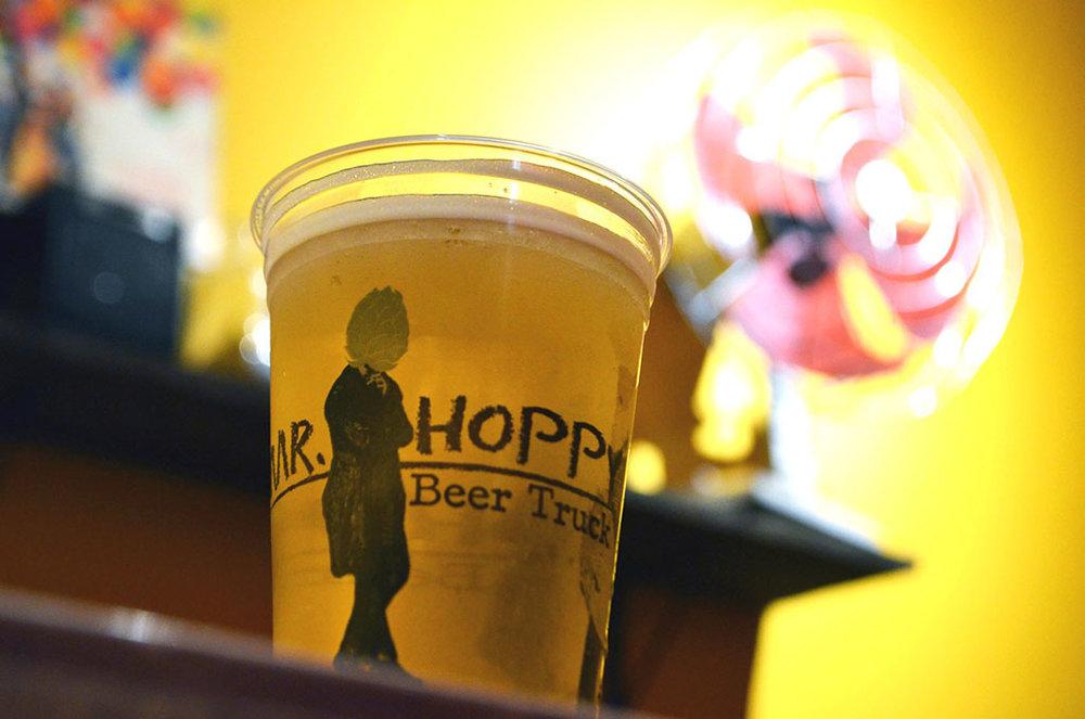 Evento é promovido pela rede de franquias Mr. Hoppy (Foto: Felipe Almeida/Divulgação)