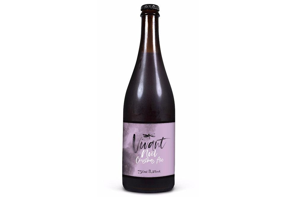 Notas de noz moscada, pimenta do reino, gengibre e canela sobre uma cerveja com base belga, escura, forte e aveludada (Foto: Divulgação)