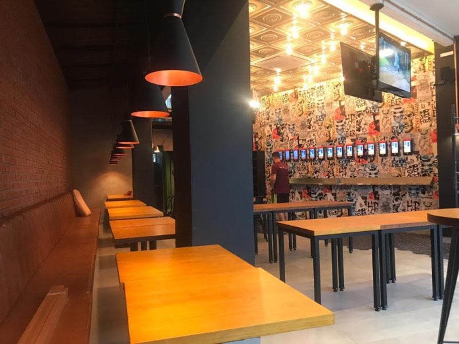 O interior do brewpub (Foto: Divulgação)