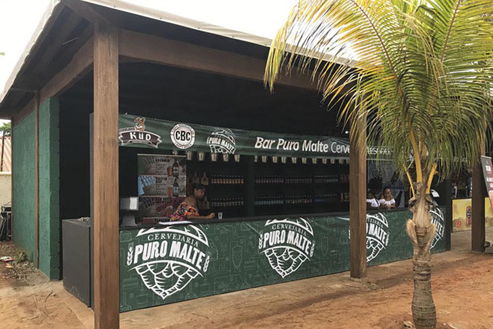 Mercado angolano começa a conhecer as cervejas da marca mineira (Foto: Divulgação)
