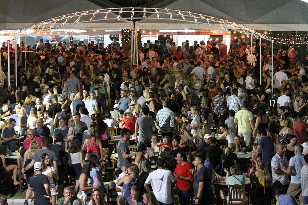 Participação no evento no litoral catarinense superou a expectativa da organização (Foto: Divulgação)