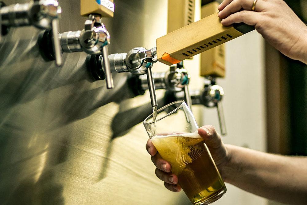 Cervejaria oferece quatro opções no evento (Foto: Divulgação)