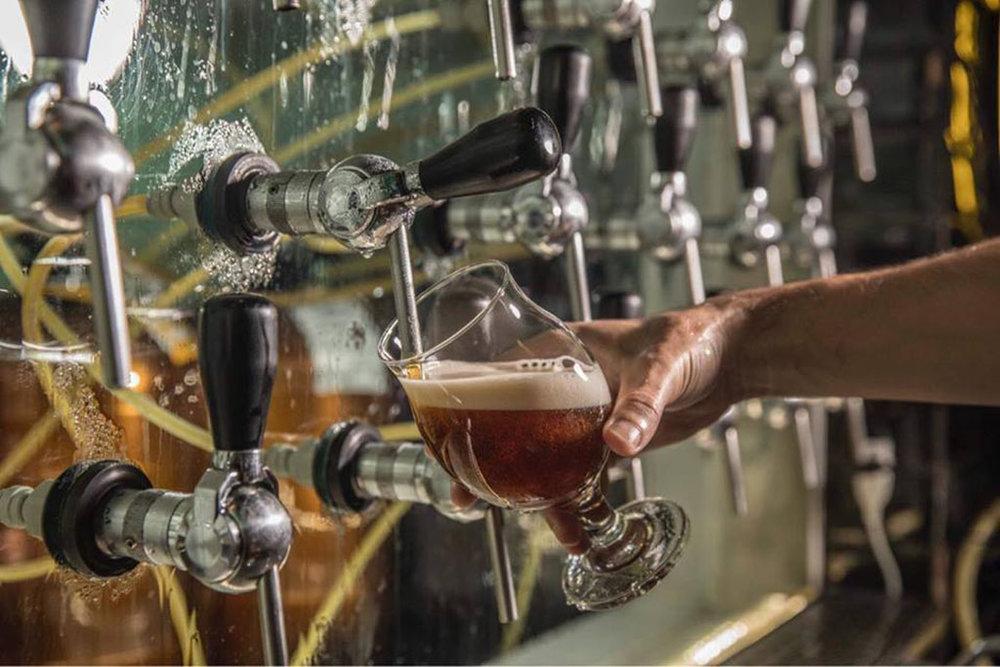 On Tap Pub é uma das casas sintonizadas no SuperBowl (Foto: Divulgação)