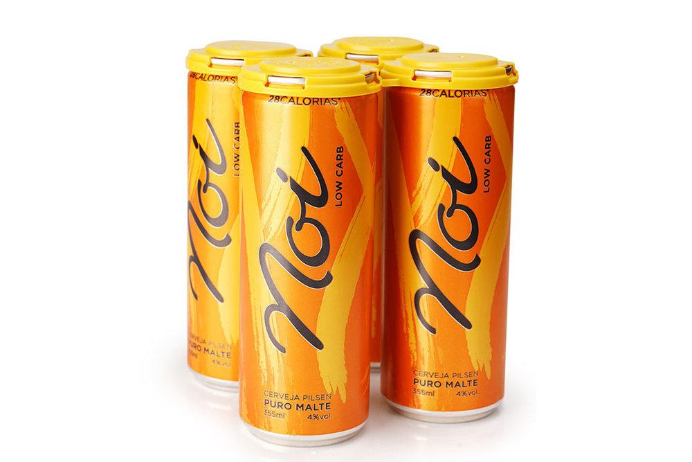 O rótulo é o primeiro da marca em lata e sai na versão de 355 ml (Foto: Divulgação)