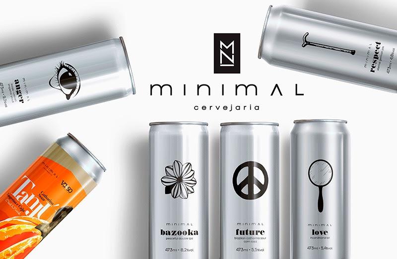 Identidade visual minimalista como a marca chama a atenção (Foto: Divulgação)