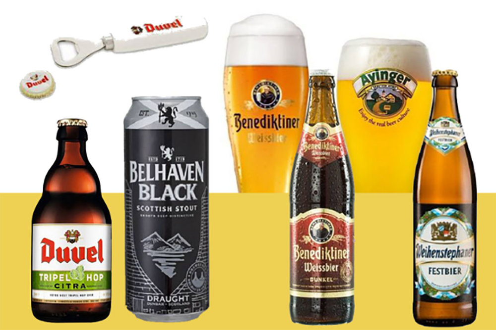 Cervejas artesanais e especiais estão no foco da Apaixonados por Cerveja, nascida de uma confraria (Foto: Divulgação)