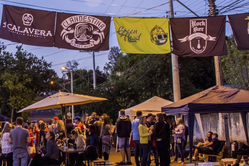 Evento com cervejas da anfitriã e convidadas tem entrada gratuita (Foto: Divulgação)