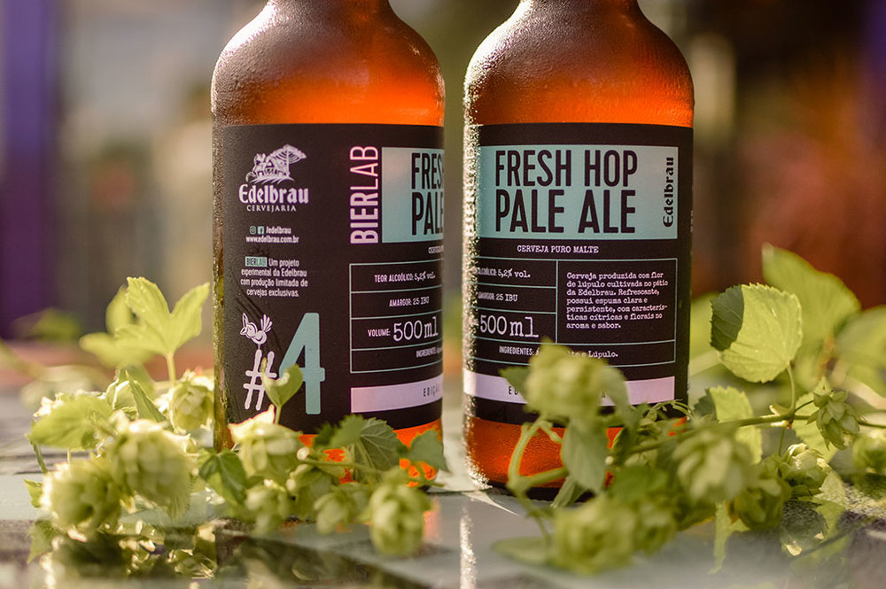 Projeto de inovação da cervejaria, o Bier Lab, lança o seu quarto rótulo (Foto: Roberta Bratz/Divulgação)