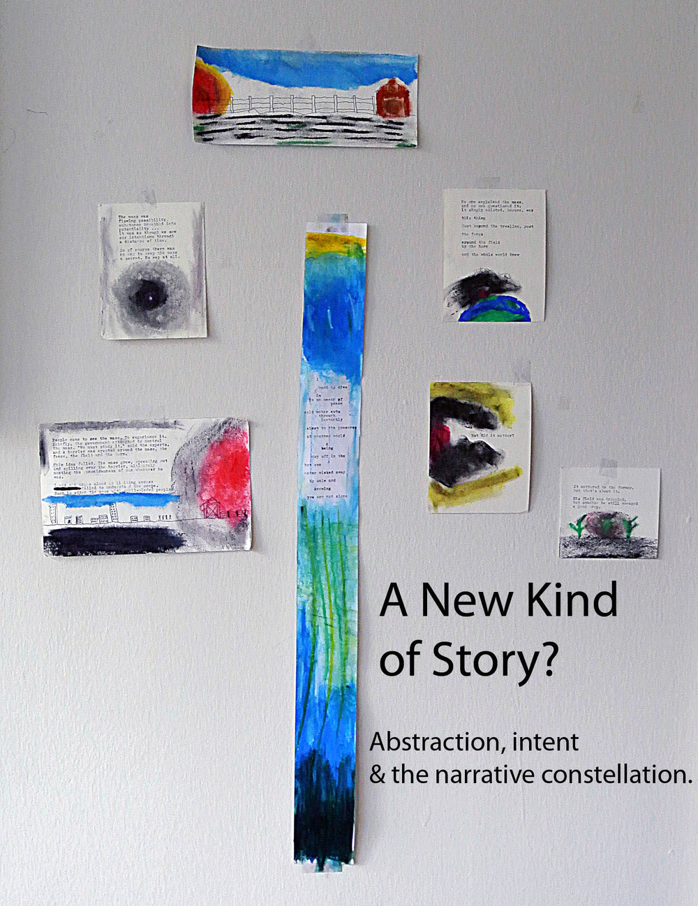 Blog: A new way to tell a story?