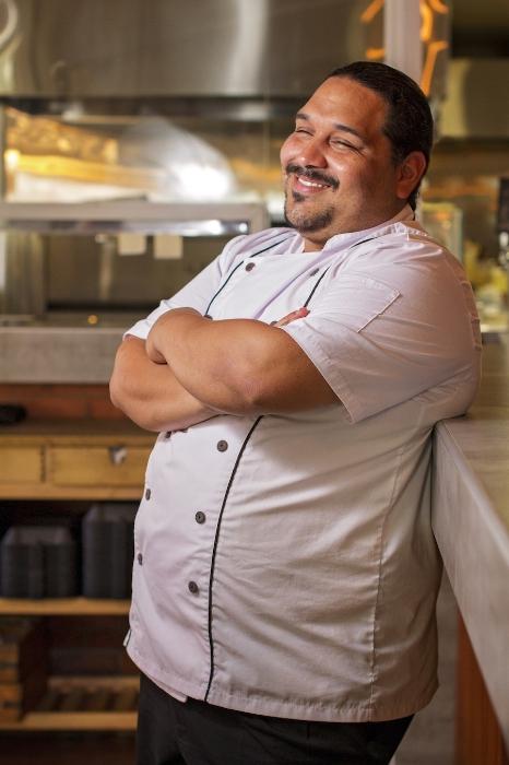 Chef Jeovanie Orria