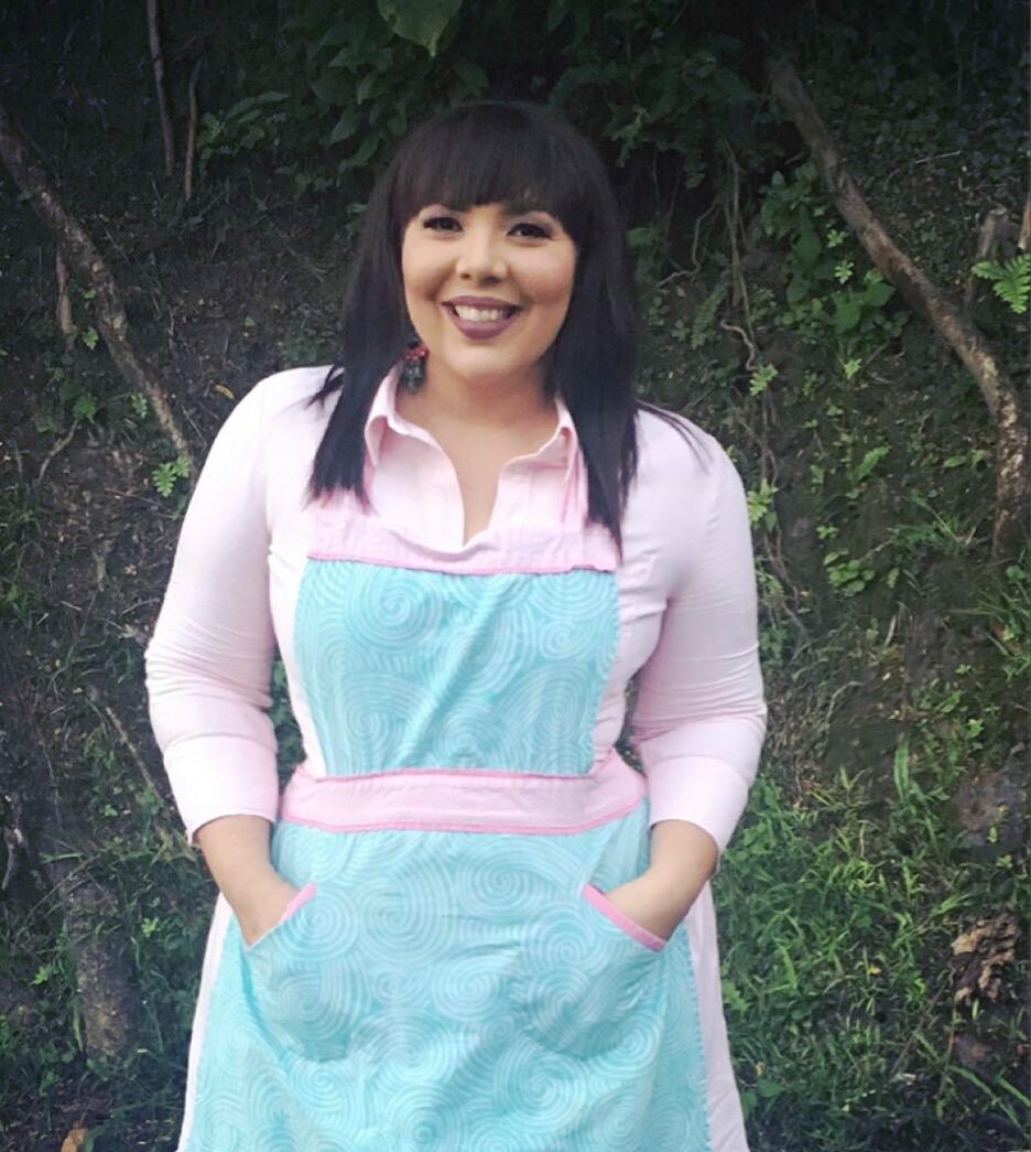 Suehery Martínez, propietaria de Cookies by Suehery