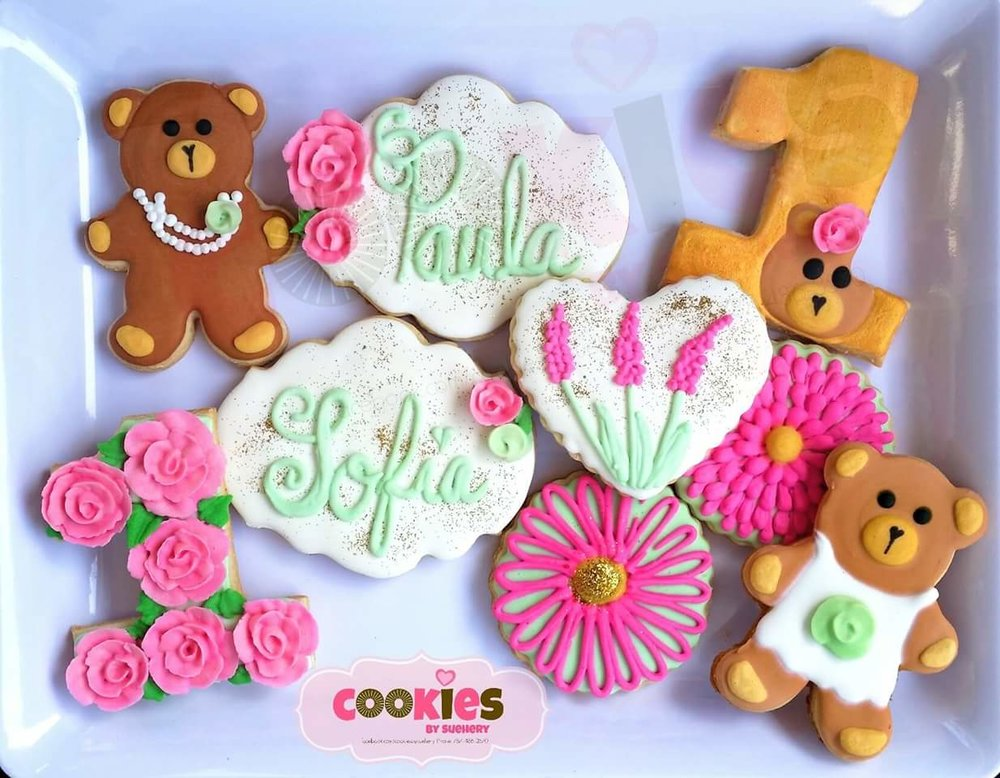 Cookies royal icing