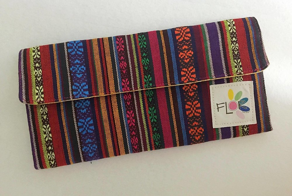 flor handbags wallet