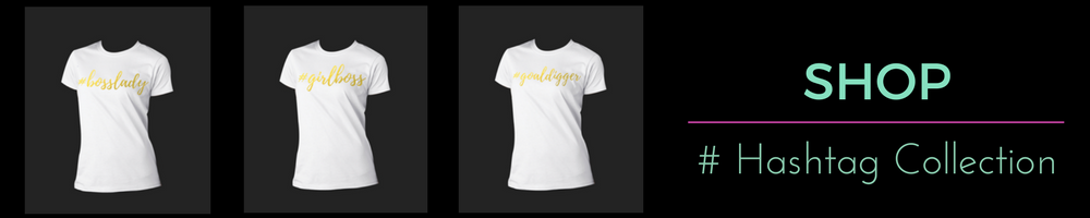 GIFTS FOR MOM #GIRLBOSS #GOALDIGGER T-SHIRTS