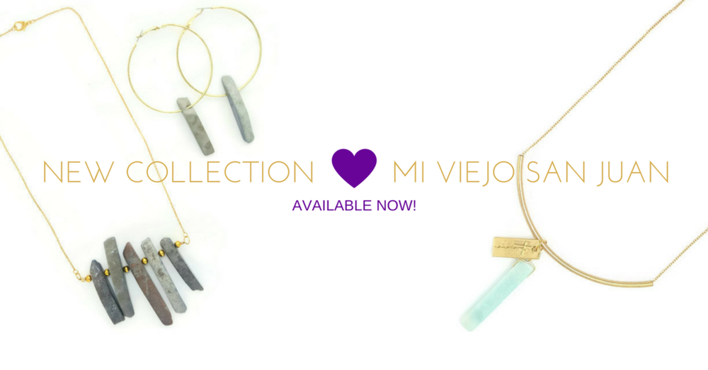 ACCESSORIES MI VIEJO SAN JUAN COLLECTION