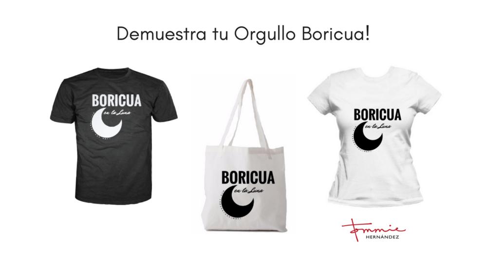 tommie hernandez puerto rico boricua t-shirts bag men women