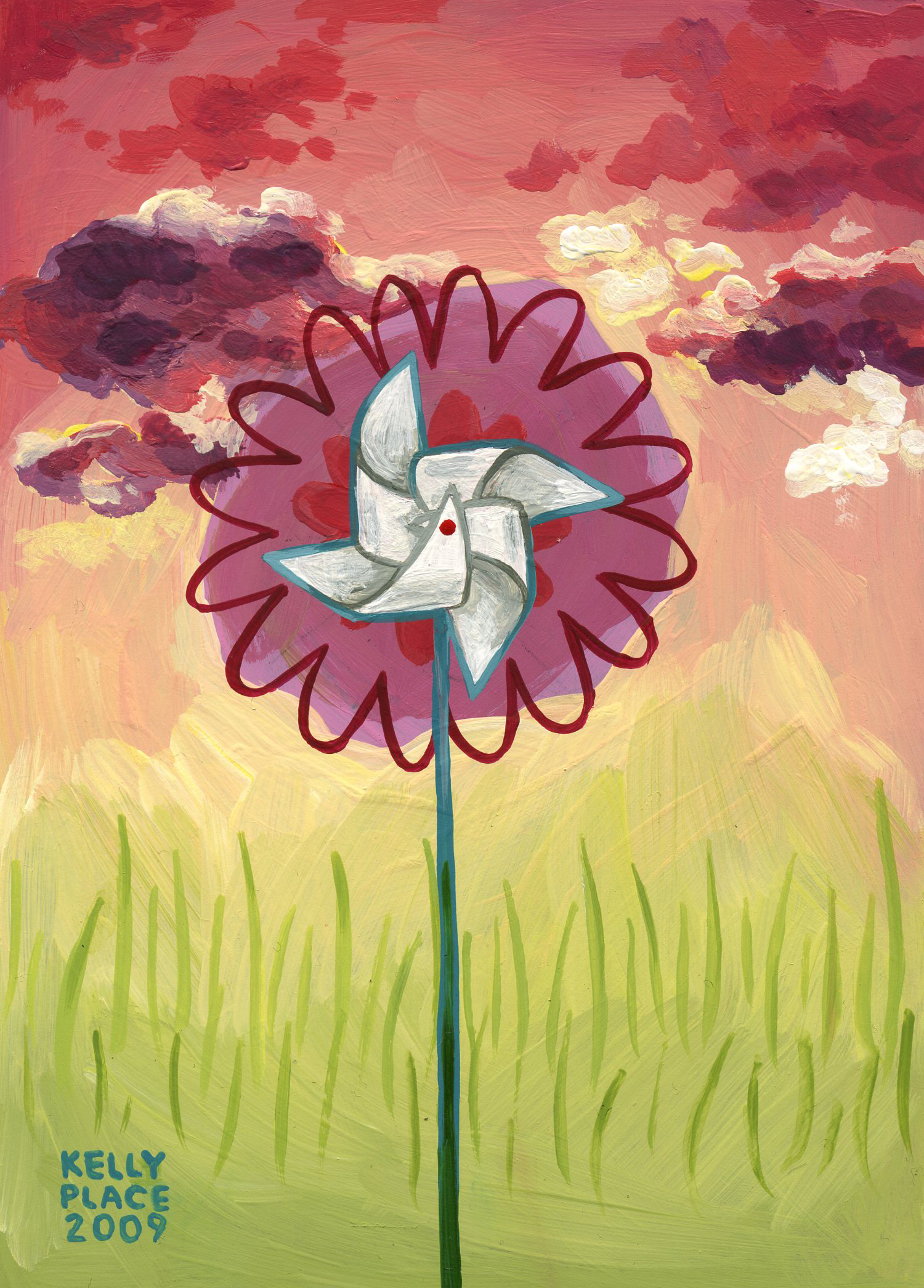 pinwheelflower