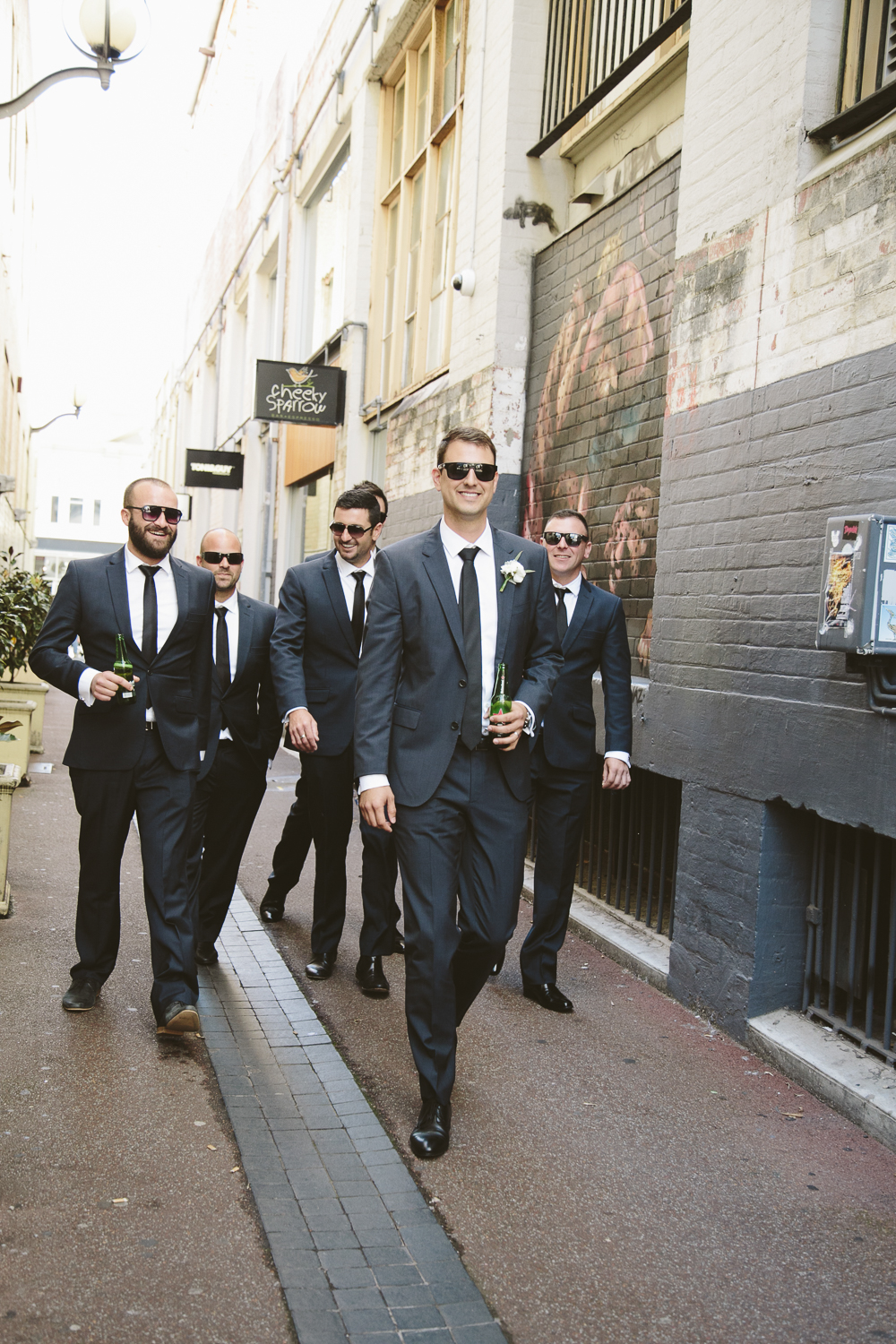 wolfe lane groomsmen portraits wedding