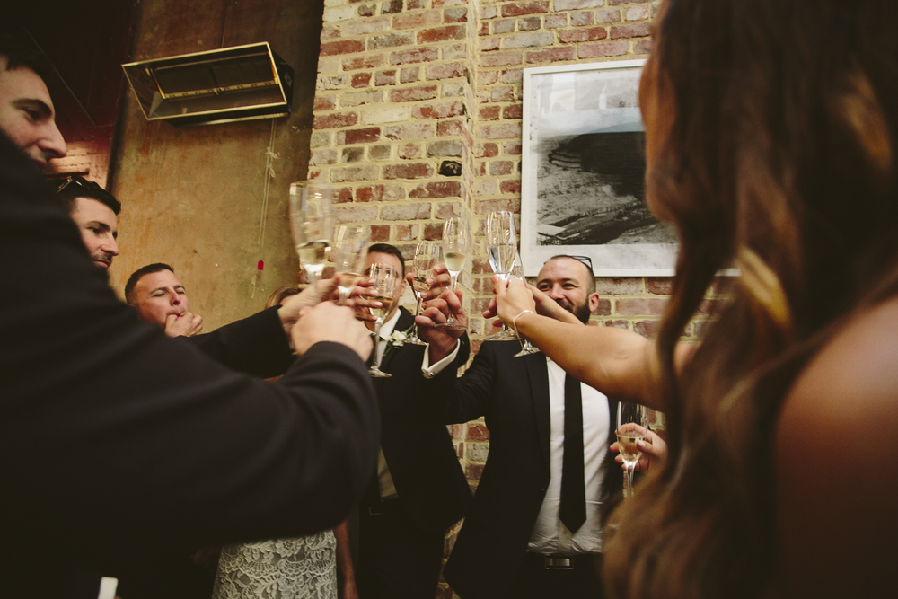 the flour factory wedding perth