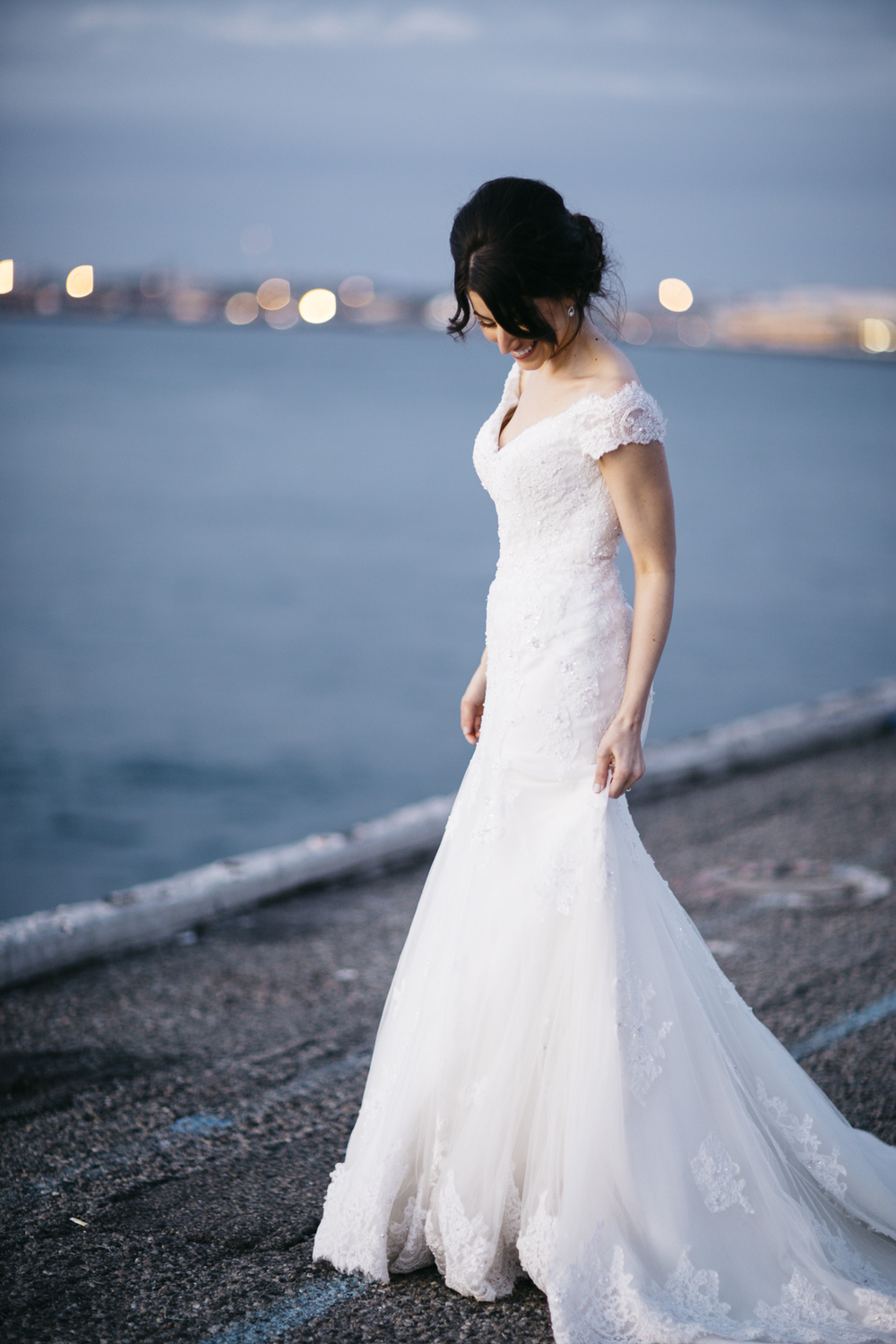 bride at maritime museum fremantle