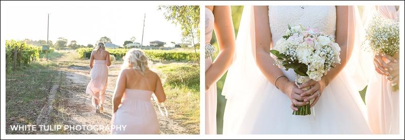 wedding bouquet swan valley