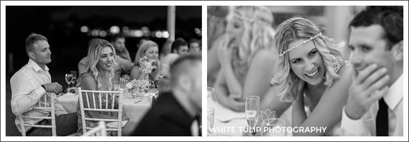 wedding reception riverbank estate